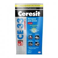 Ceresit CE 33 Comfort Затирка для узких швов до 6 мм_2