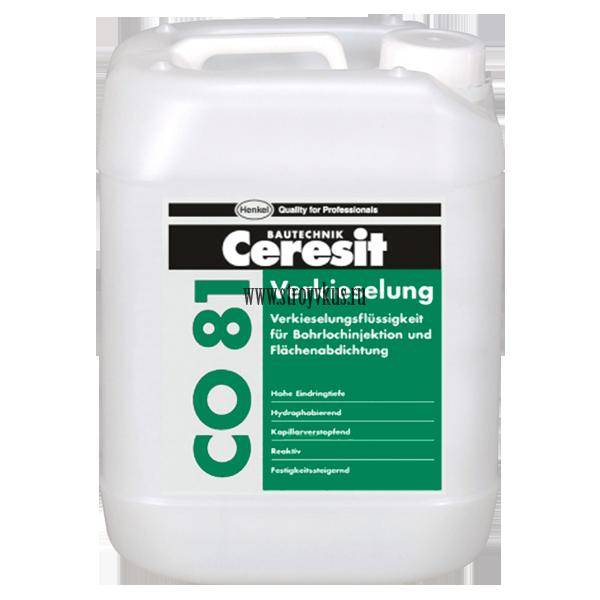 Ceresit CO 81 Средство для блокирования капиллярной влаги