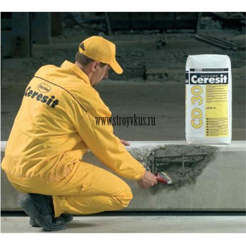 Ceresit CD 30 Адгезионный и антикоррозийный раствор