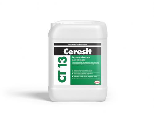 Ceresit CT 13 Гидрофобизатор для фасадов