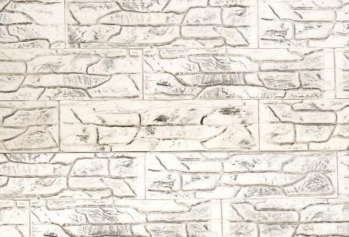Плитка облицовочная гипсовая Casavaga  «Пласт» 0545, 0,5 м2