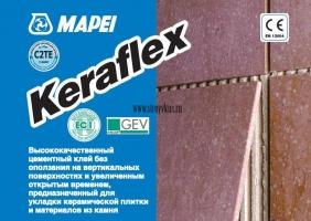 Mapei Keraflex Клей для плитки и натурального камня, 25 кг_2