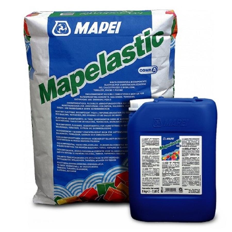 Mapelastic Mapei Двухкомпонентная гидроизоляция