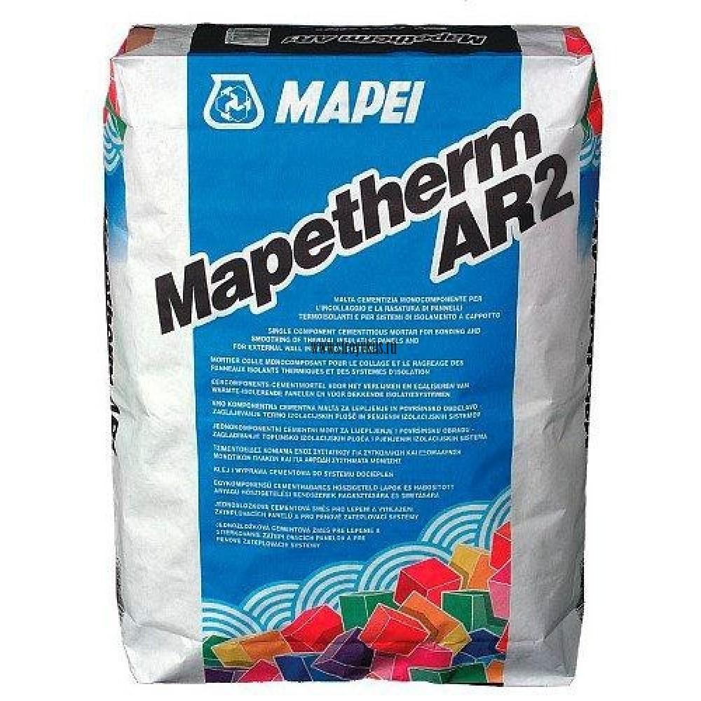 Mapei Mapetherm AR 2 Клей для всех видов утеплителя