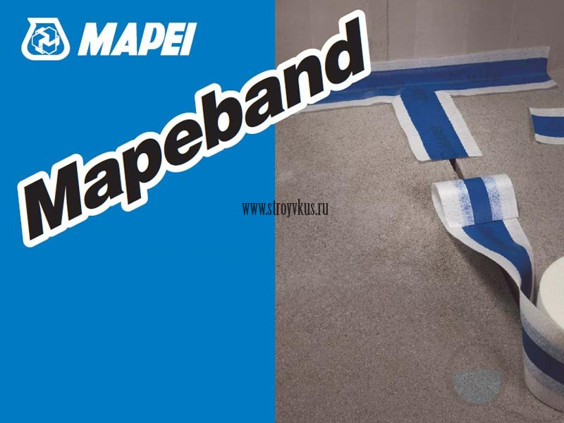 Mapei Mapeband