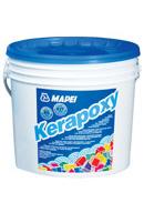 Mapei Kerapoxy Двухкомпонентная эпоксидная затирка и клей