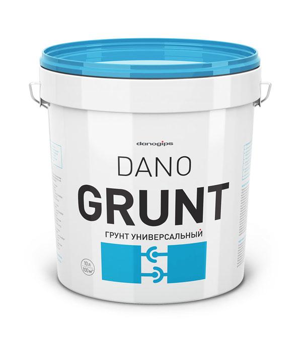 Danogips DANO GRUNT Грунт универсальный 10л