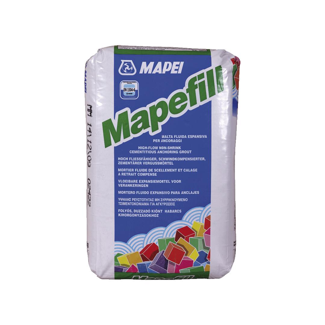 Mapei MAPEFILL Безусадочный состав для высокоточной фиксации и подливки