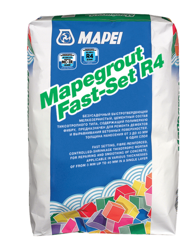 Mapei Mapegrout Fast-SetR4