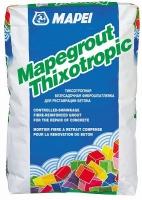 Mapei Mapegrout Thixotropic Безусадочная тиксотропная смесь с фиброй_0