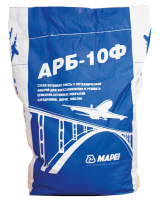 Mapei ARB 10 F (АРБ 10ф) Ремонтный состав с металлической фиброй_0