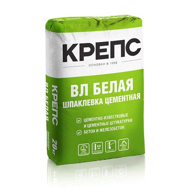 """Крепс Шпаклевочный состав ВЛ """"Белый"""""""