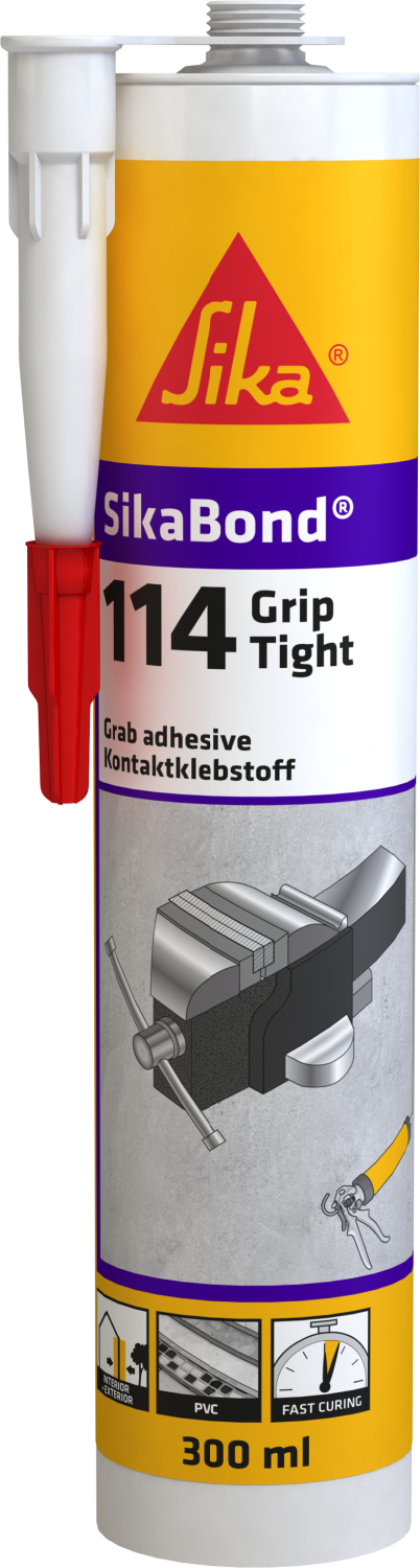 Фото SikaBond-114 Grip Tight