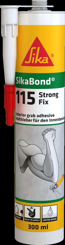 SikaBond-115 Strong Fix Быстросхватывающийся монтажный клей