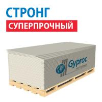 Gyproc СТРОНГ гкл 2500х1200х15 мм_0
