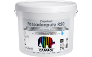 Capatect Fassadenputz /Фассаденпутц  Декоративная штукатурка на полимерной основе,   База 1_0