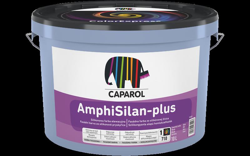 Caparol AmphiSilan-Plus / АмфиСилан-Плюс  Краска водно-дисперсионная для наружных работ