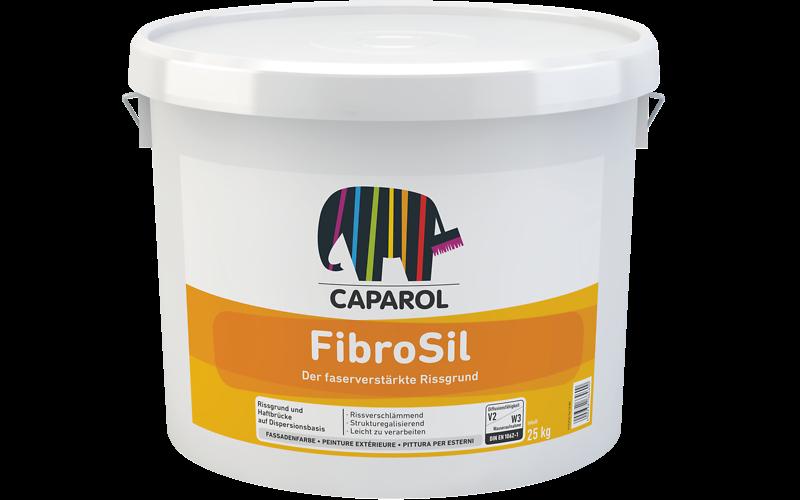 Caparol Fibrosil / Фибросил, Краска водно-дисперсионная для наружных и внутренних работ