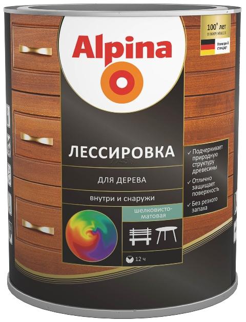 Alpina Лессировка для дерева
