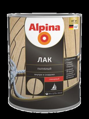 Alpina Лак палубный