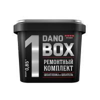 DANO BOX 1 Ремонтный комплект (шпатлевка + шпатель)