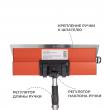 Телескопическая ручка для финишных шпателей Danogips