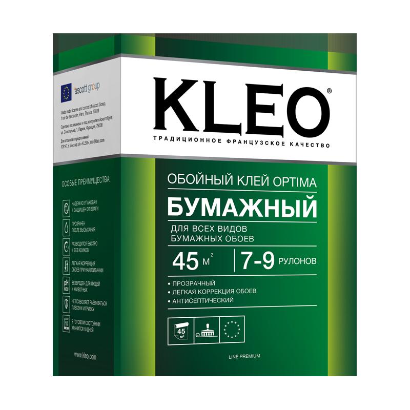 KLEO OPTIMA 45 Клей для бумажных обоев